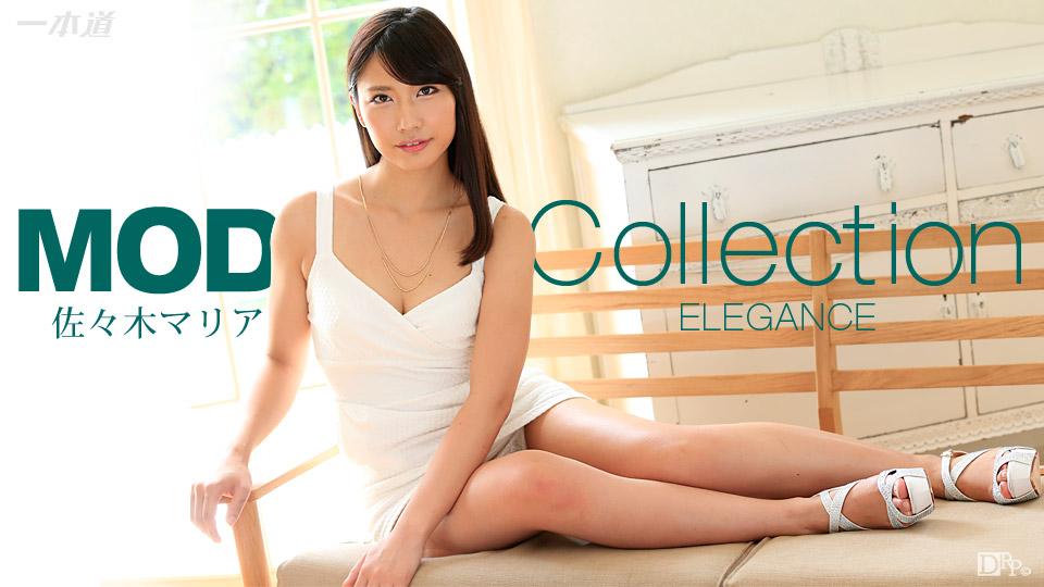 [1Pondo 121815_210] Model Collection: Maria Sasaki